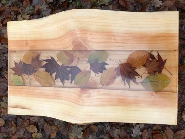 rivertisch epoxy tisch